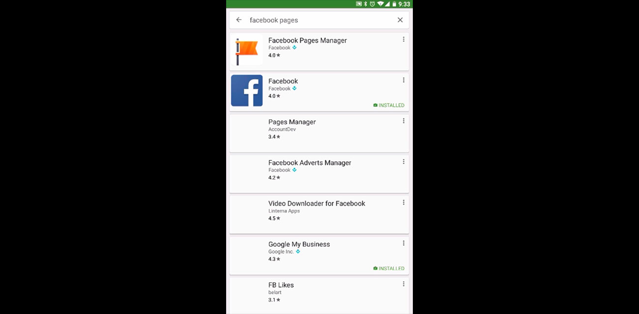 Introducing Facebook's Pages Manager App
